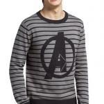 Avengers Logo Knit Sweater