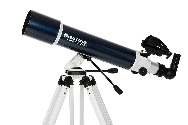 Celestron 22150 Omni XLT AZ 102mm Refractor Telescope