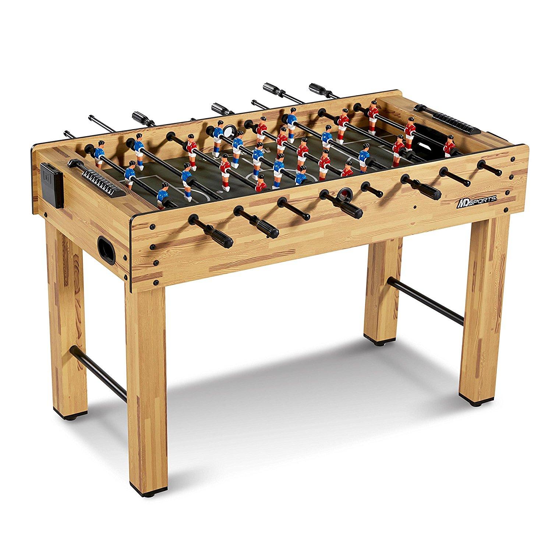 Light-Wood Foosball Table