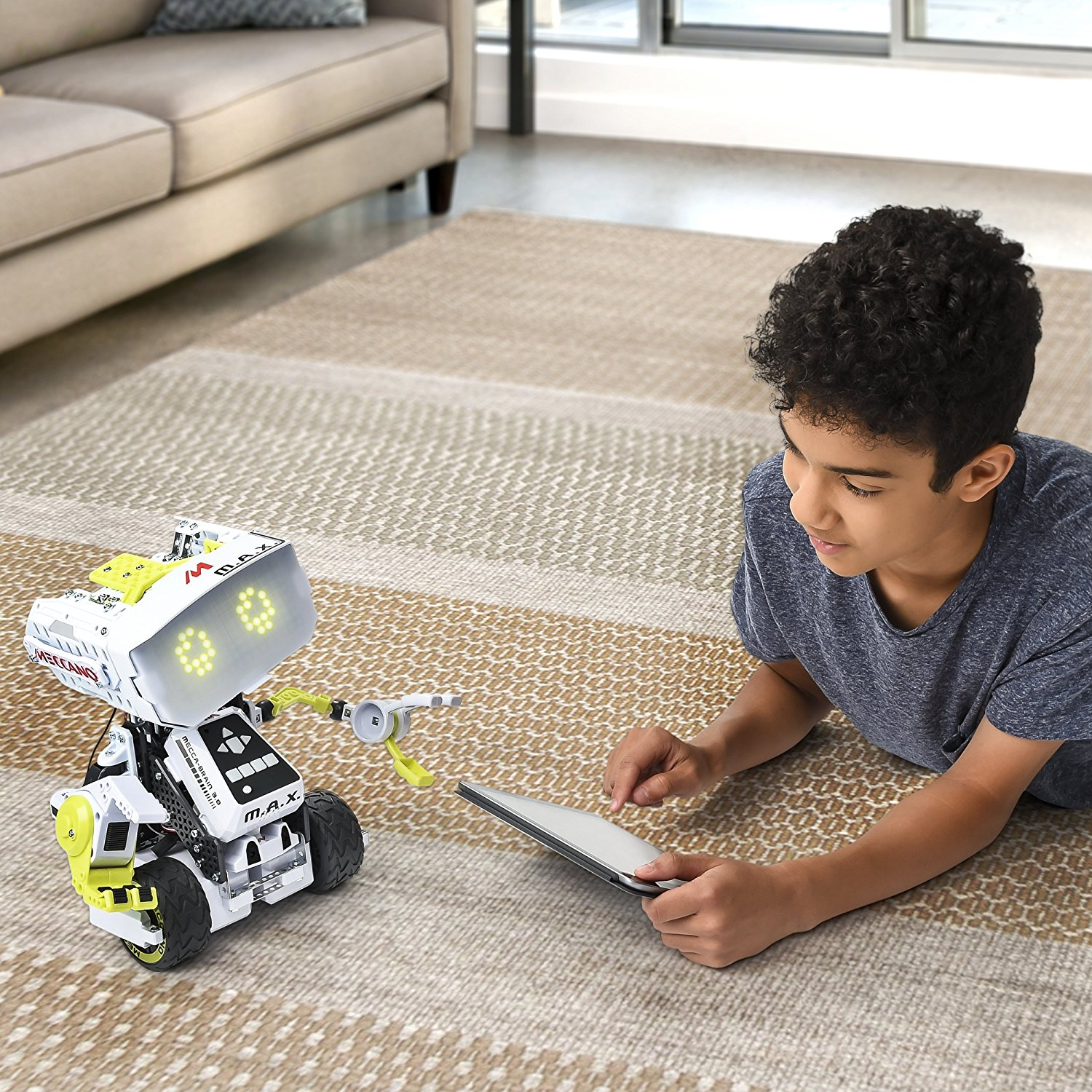 M.A.X. Robotic Interactive Toy
