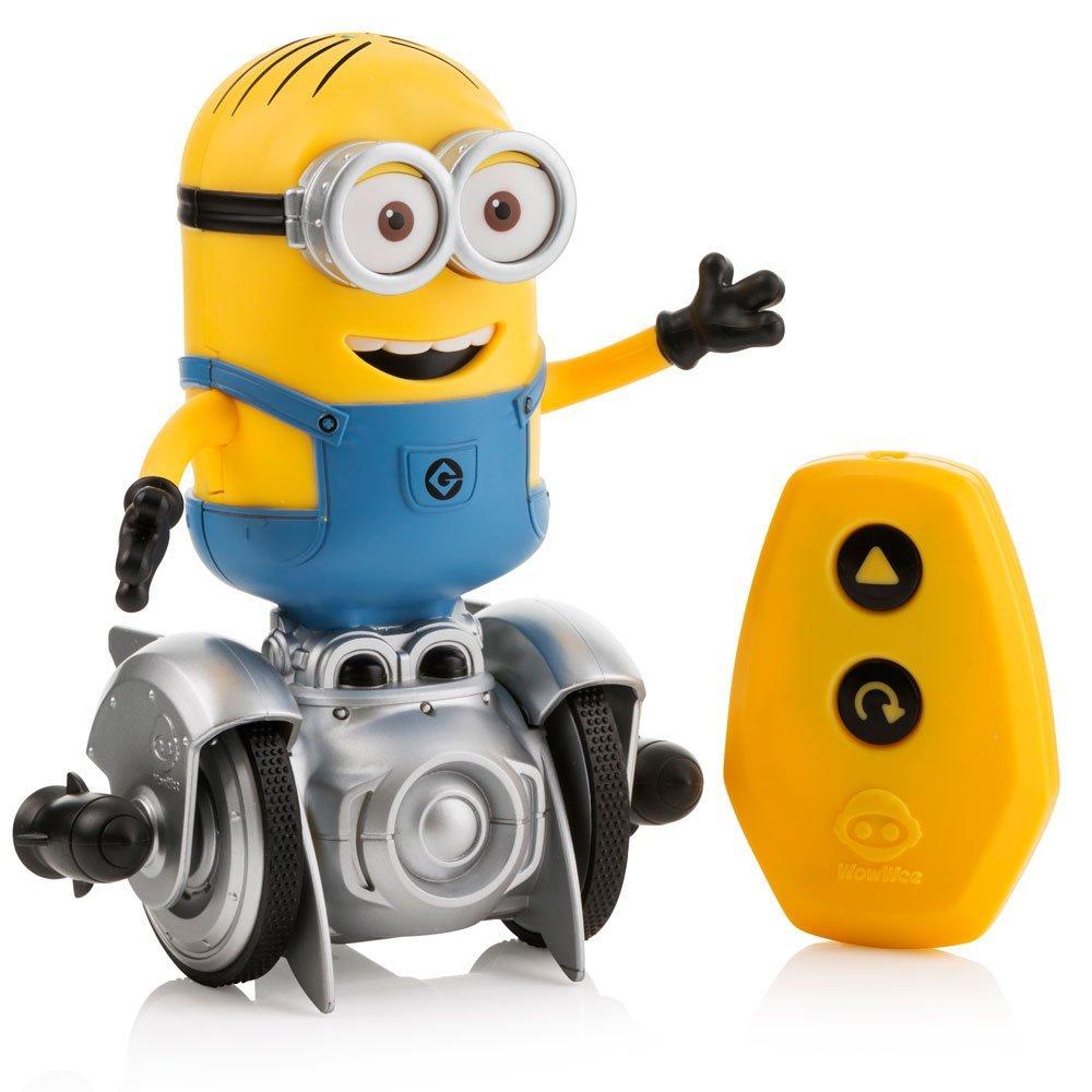 Mini Minions Turbo Dave Toy Robot