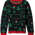 Pixelated Ugly Christmas Sweater