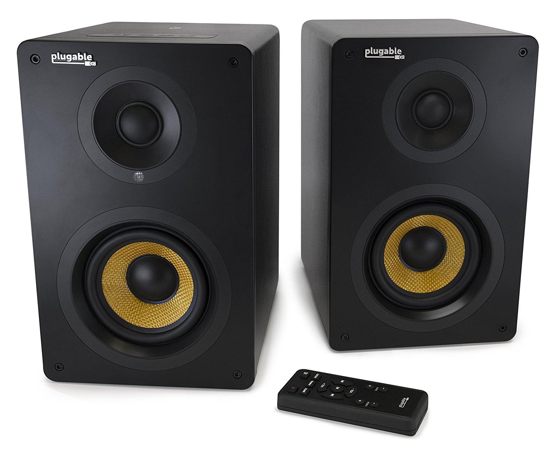 Plugable Bluetooth Speakers