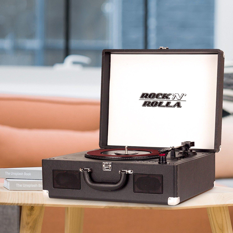 Rock N' Rolla XL Bluetooth Turntable
