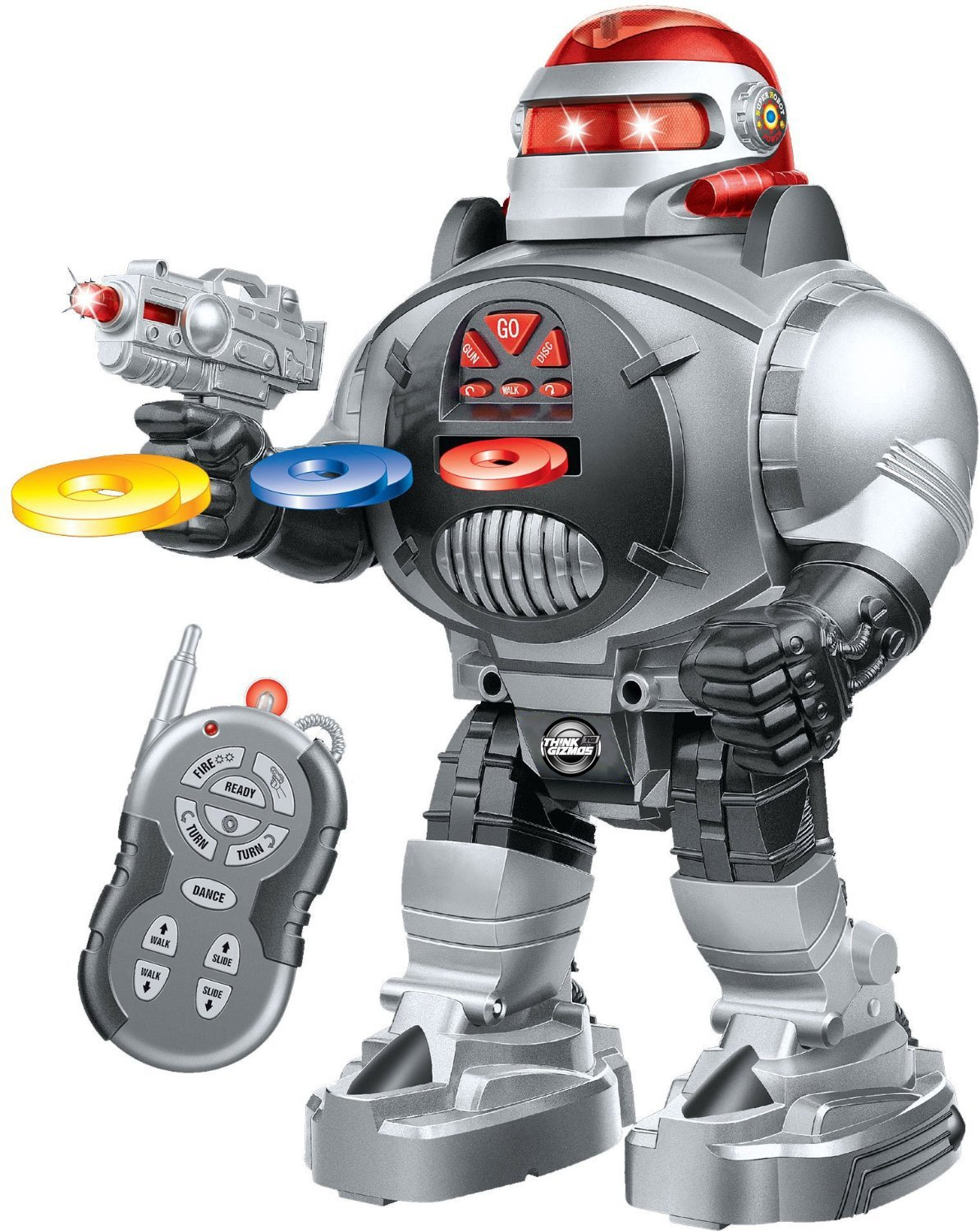 Thinkgizoms Remote Control Robot