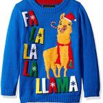 Xmas Llama Ugly Christmas Sweater