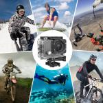 Merdumia 4k Action Camera