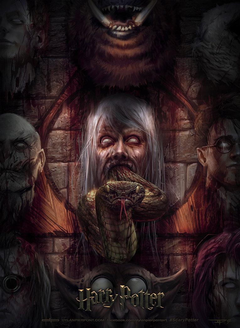 Deathly Hallows Horror