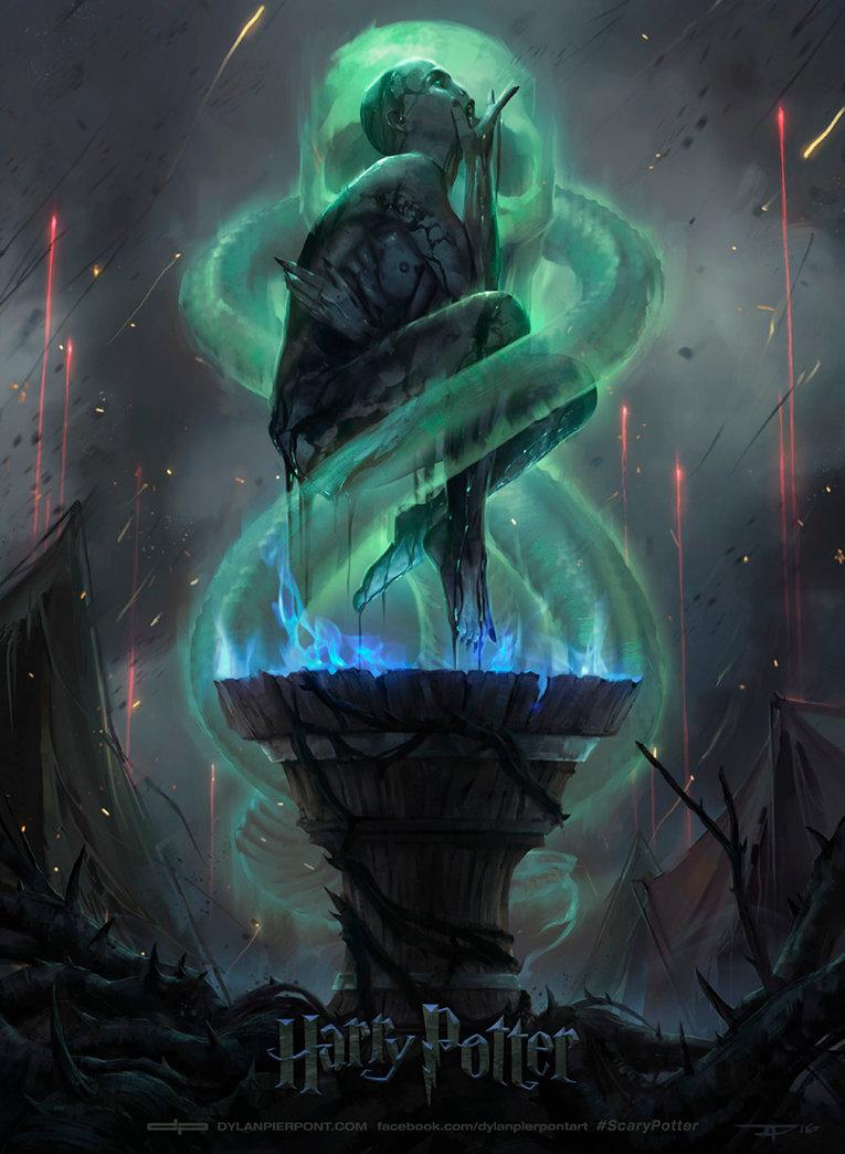 Goblet of Fire Horror