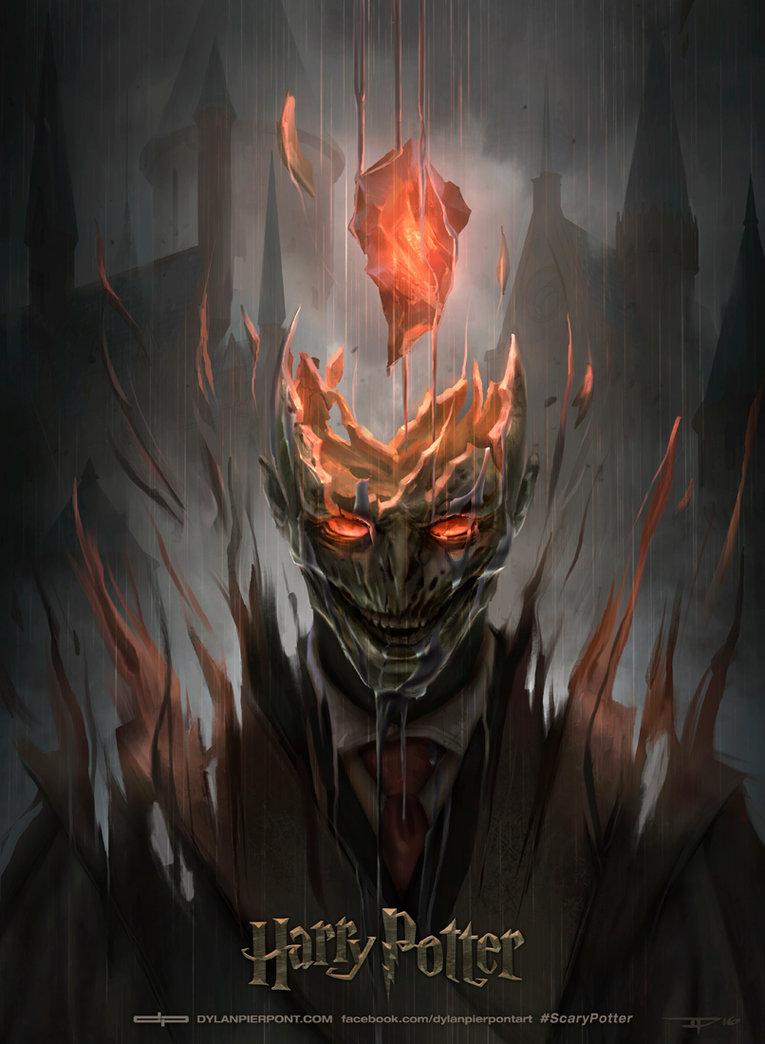 Sorcerer's Stone Horror