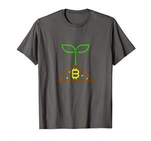 Cool Bitcoin Shirt Support Cryptocurrency Tee
