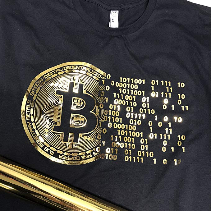 Will Work For Bitcoin Mens