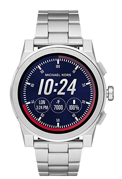 Michael Kors Men's Grayson Smartwatch