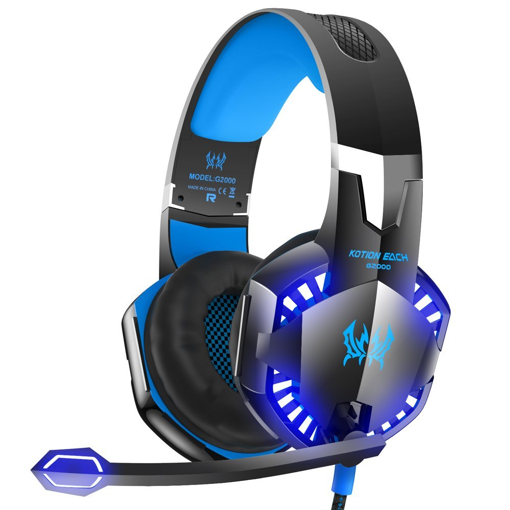 Bengoo X-40 Gaming Headset