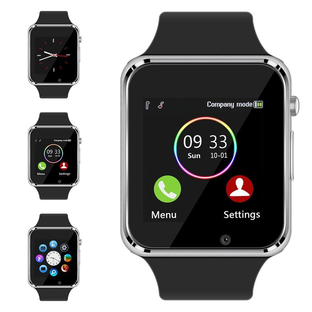 Aeifond Touchscreen Sport Smart Wrist Watch Smartwatch