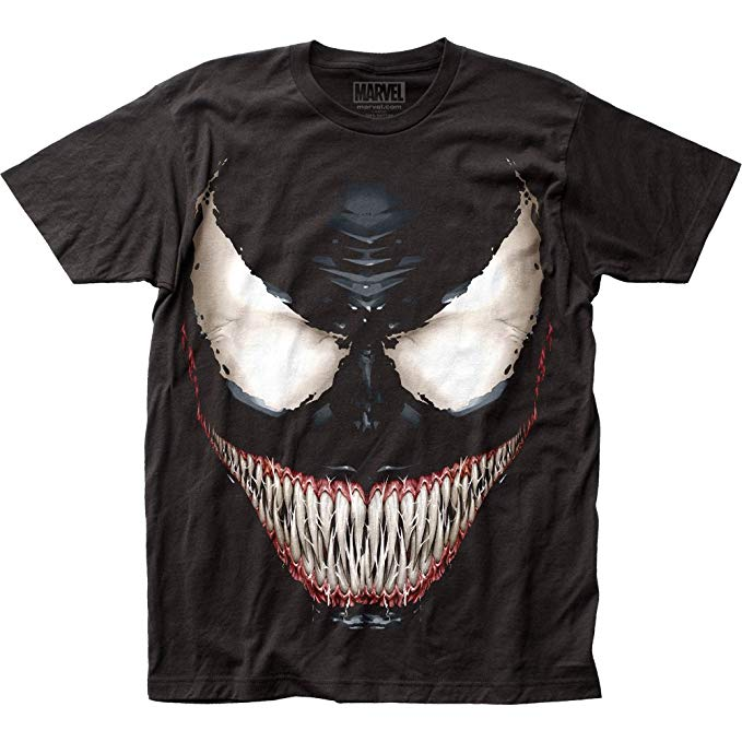 Venom Smiling T-Shirt