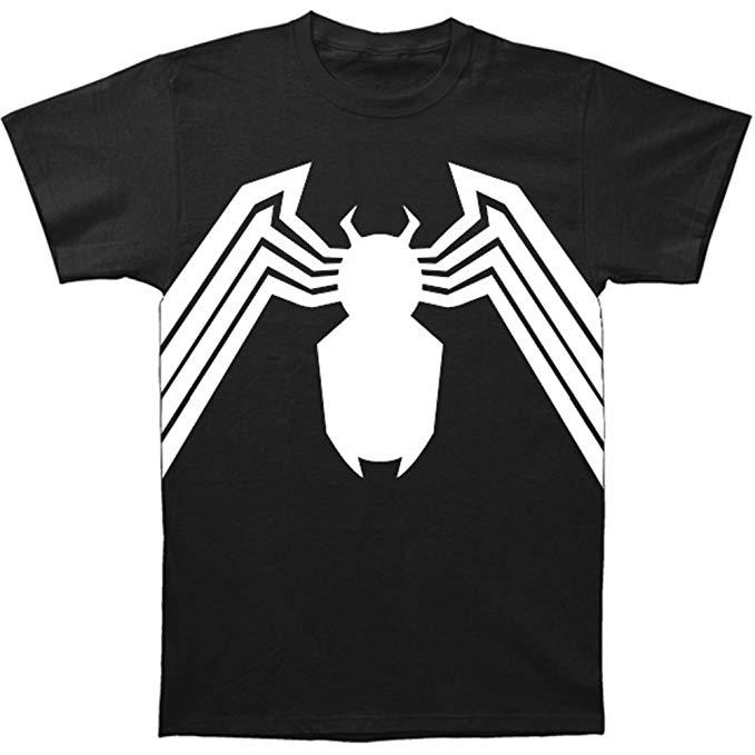 Venom Spider-Man Logo T-Shirt