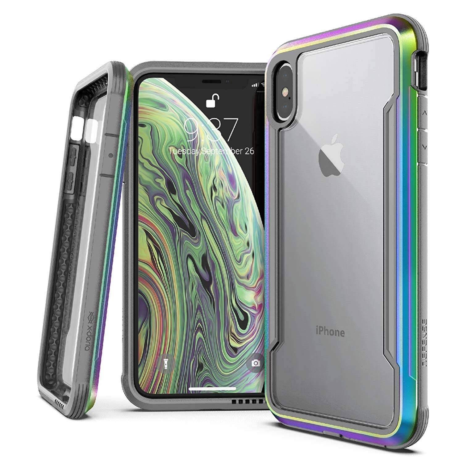 X-Doria Defense Shield Series iPhone XS Max Case