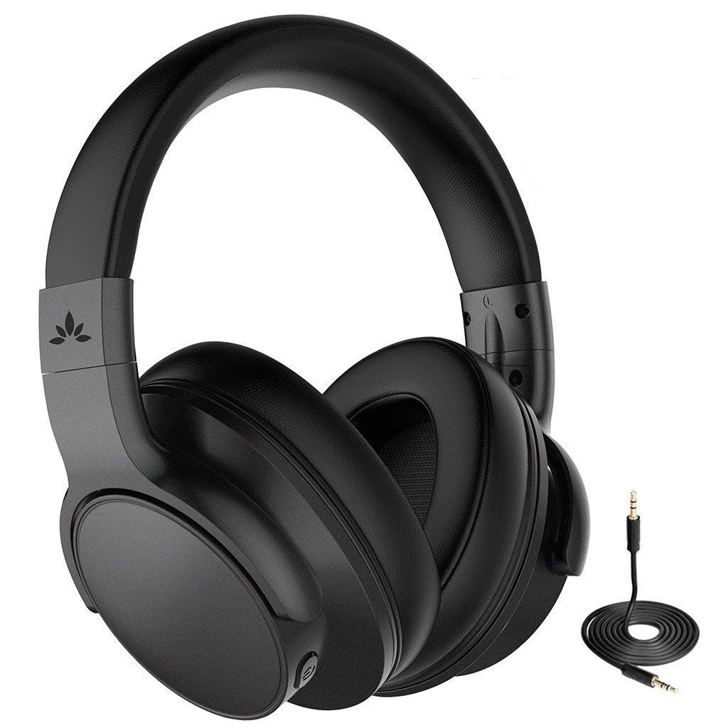 Aventree Noise-Cancelling Wireless Headphones