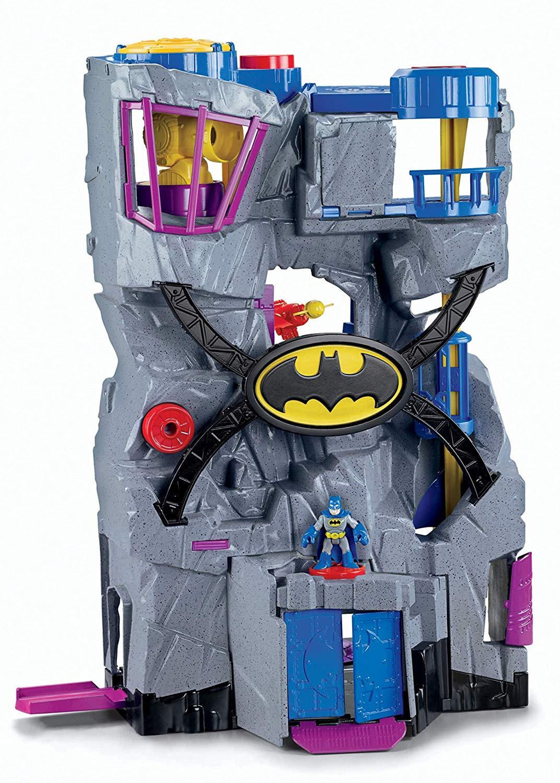 DC Super Friends Batcave