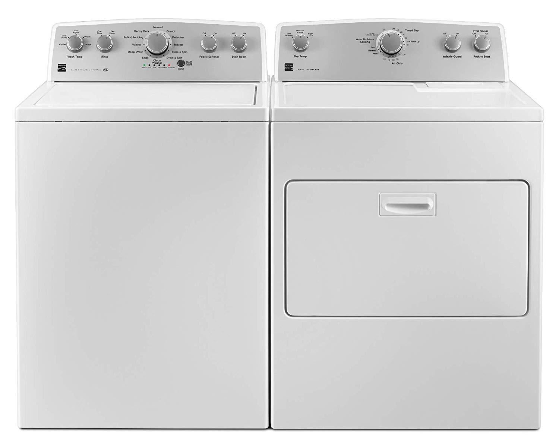 Kenmore Washer & Dryer Bundles