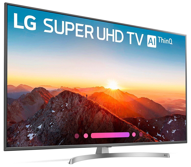 LG 2018 4K Ultra HD TVs