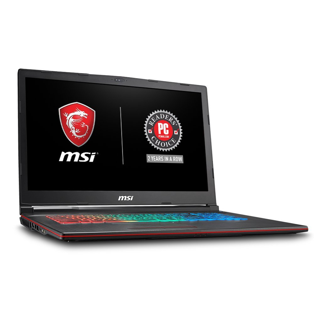 MSI GP73 Gaming Laptop