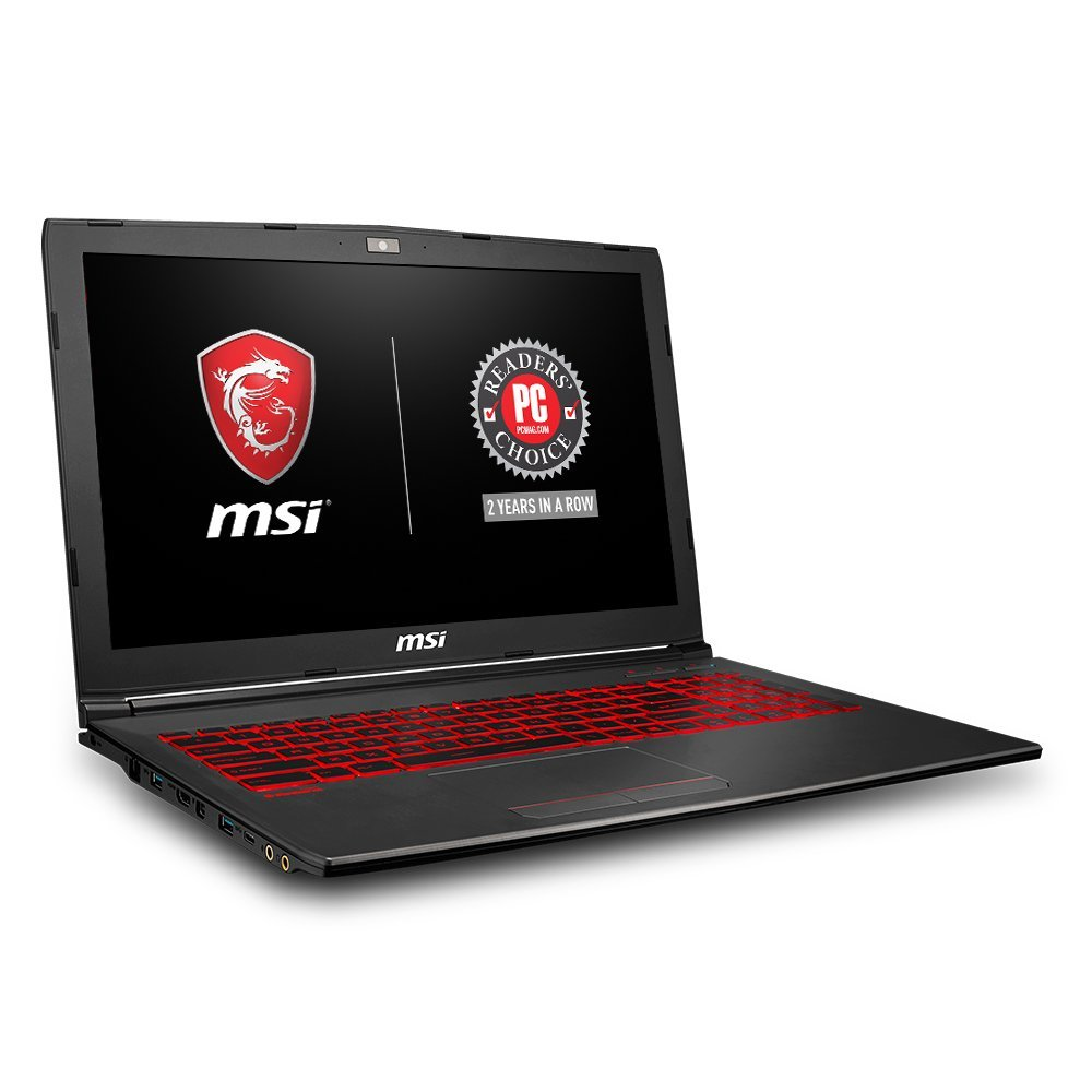 MSI GV62 Gaming Laptop