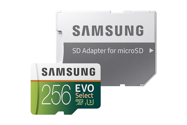 Samsung 256GB Memory Card