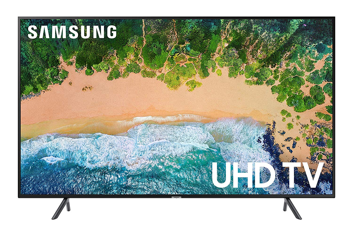 Samsung 43-Inch 4K Smart LED TV