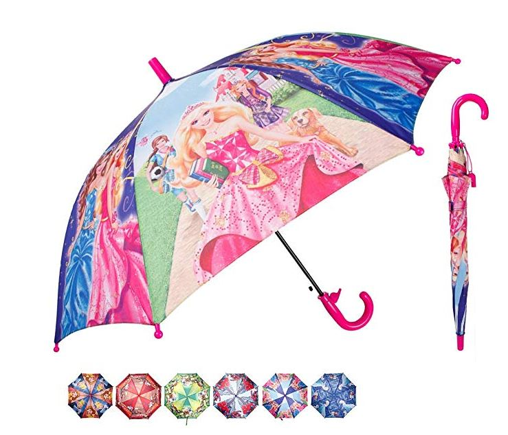 Barbie Umbrella for Kids