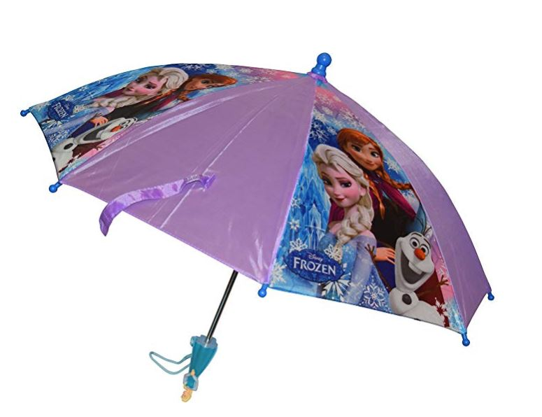 Disney Frozen Anna, Elsa & Olaf Girl's Umbrella