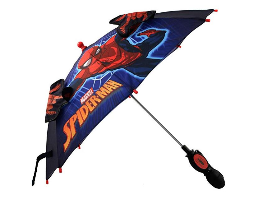 Marvel Spider-man Rain-wear Umbrella