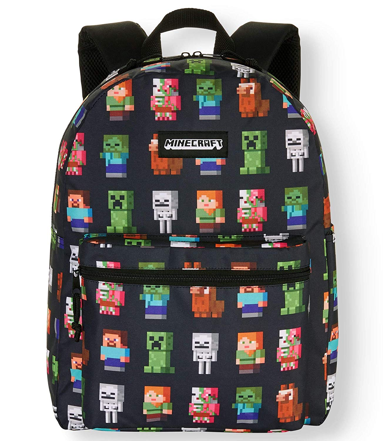 Minecraft Characters Backpack