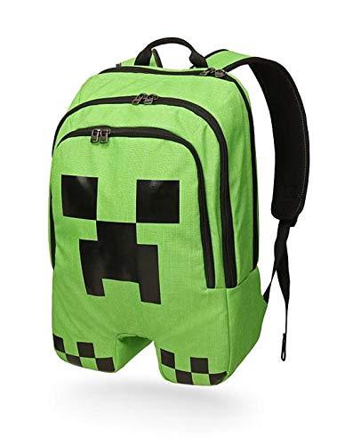 Minecraft Creeper Backpack