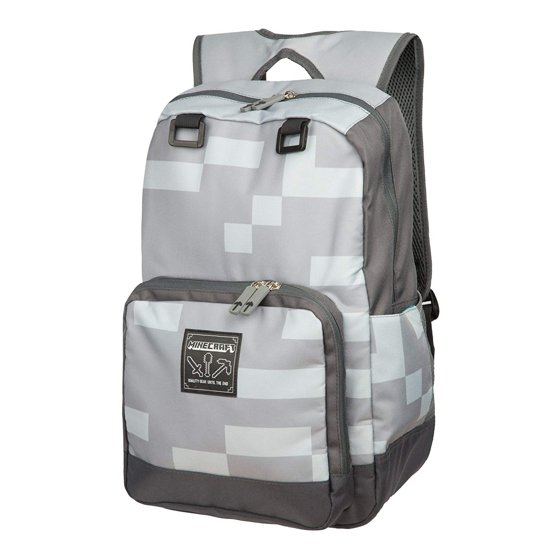 Minecraft Overworld Backpack