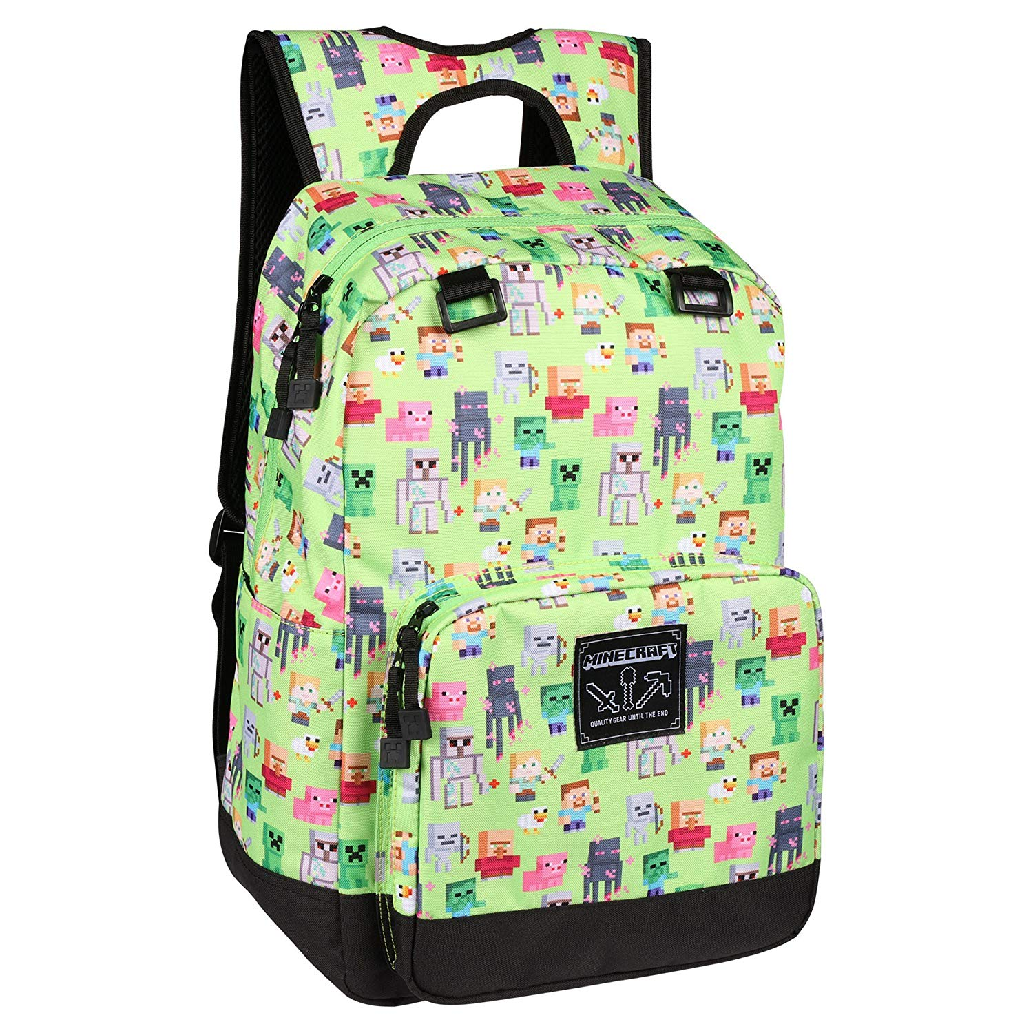 Minecraft Overworld Backpack