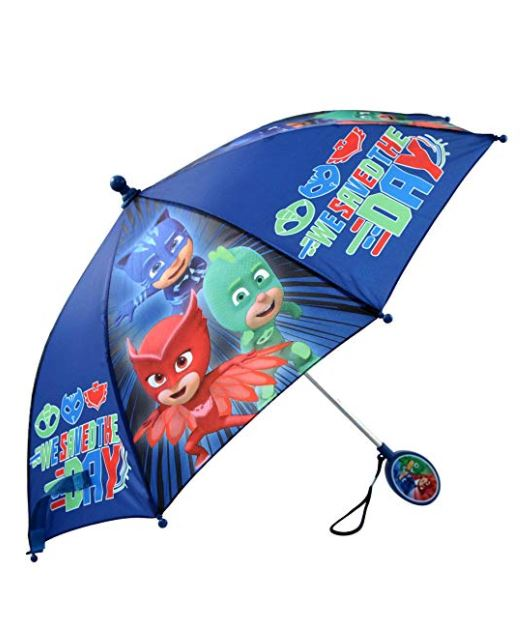 PJ Masks Little Assorted Character Rainwear Umbrella