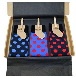 Roy's Boys Novelty Odd Colorful Socks