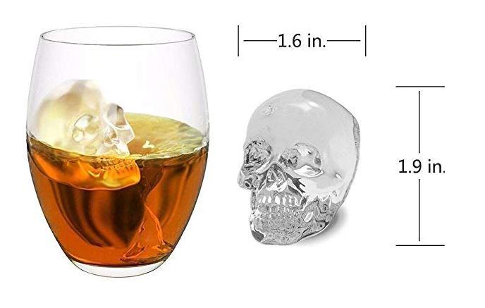 Skull On Beer