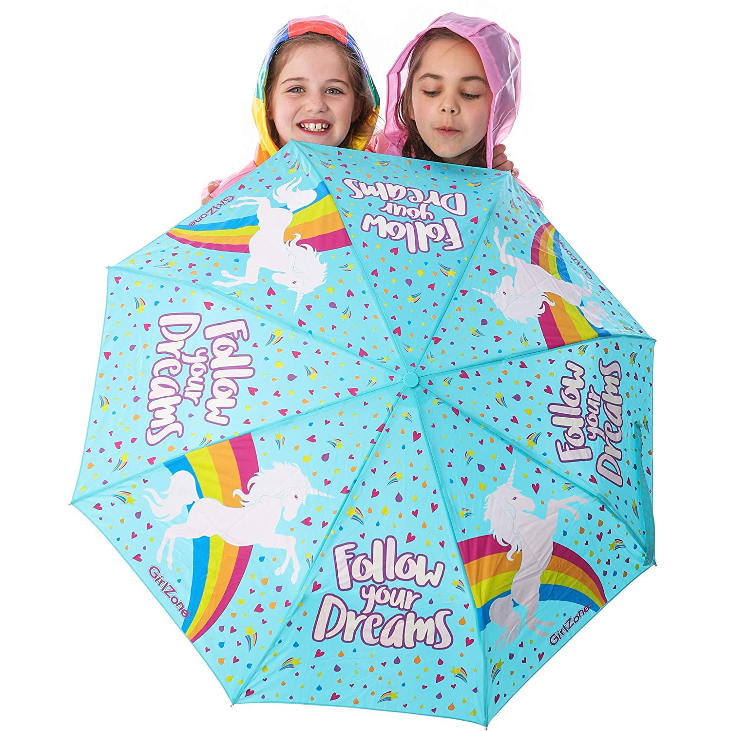 Unicorn Umbrella for Kids