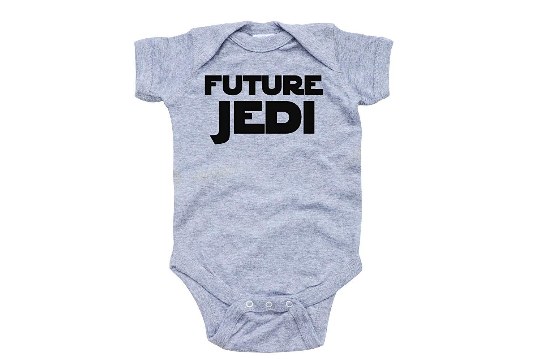 Future Jedi Onesies