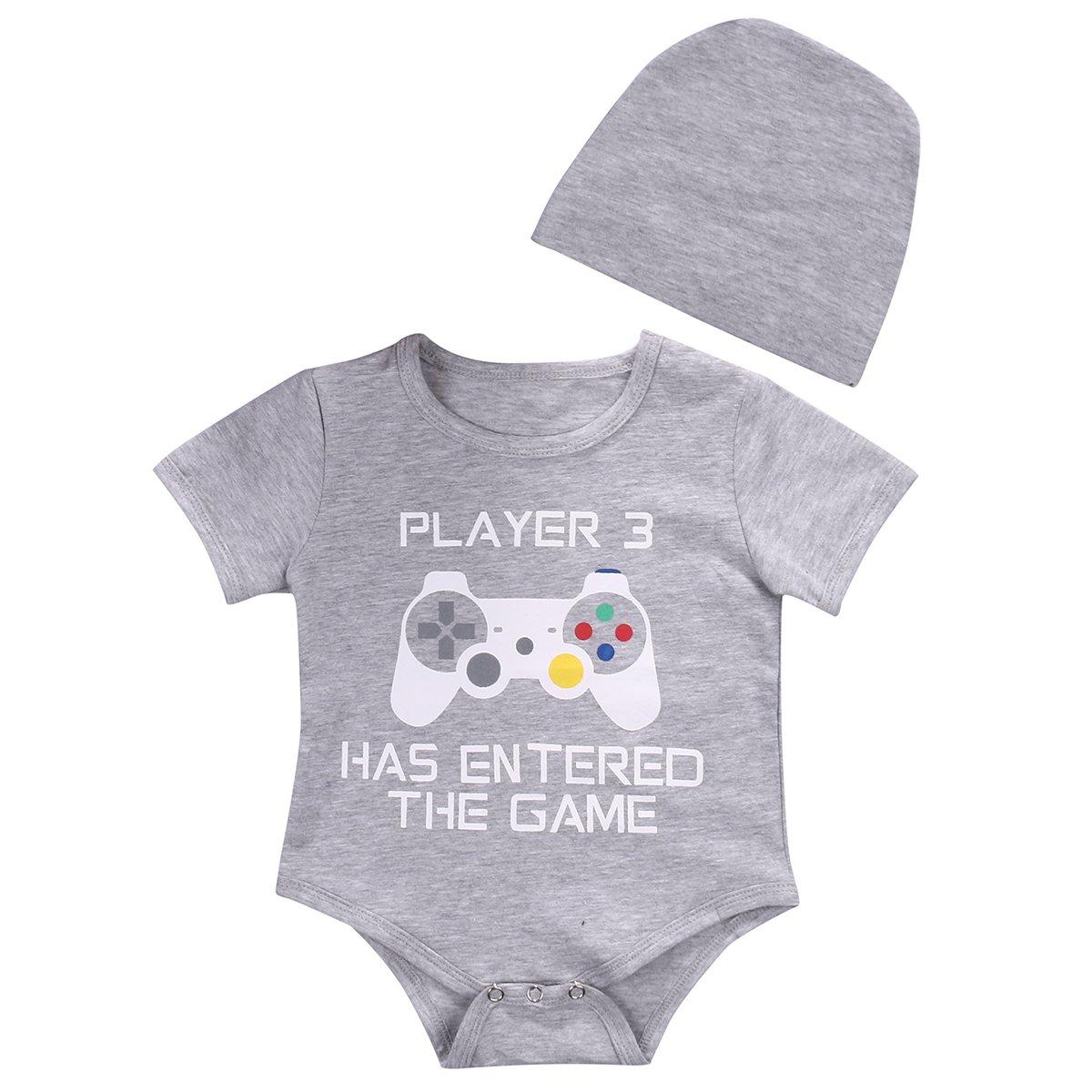 Born Gamer Onesie