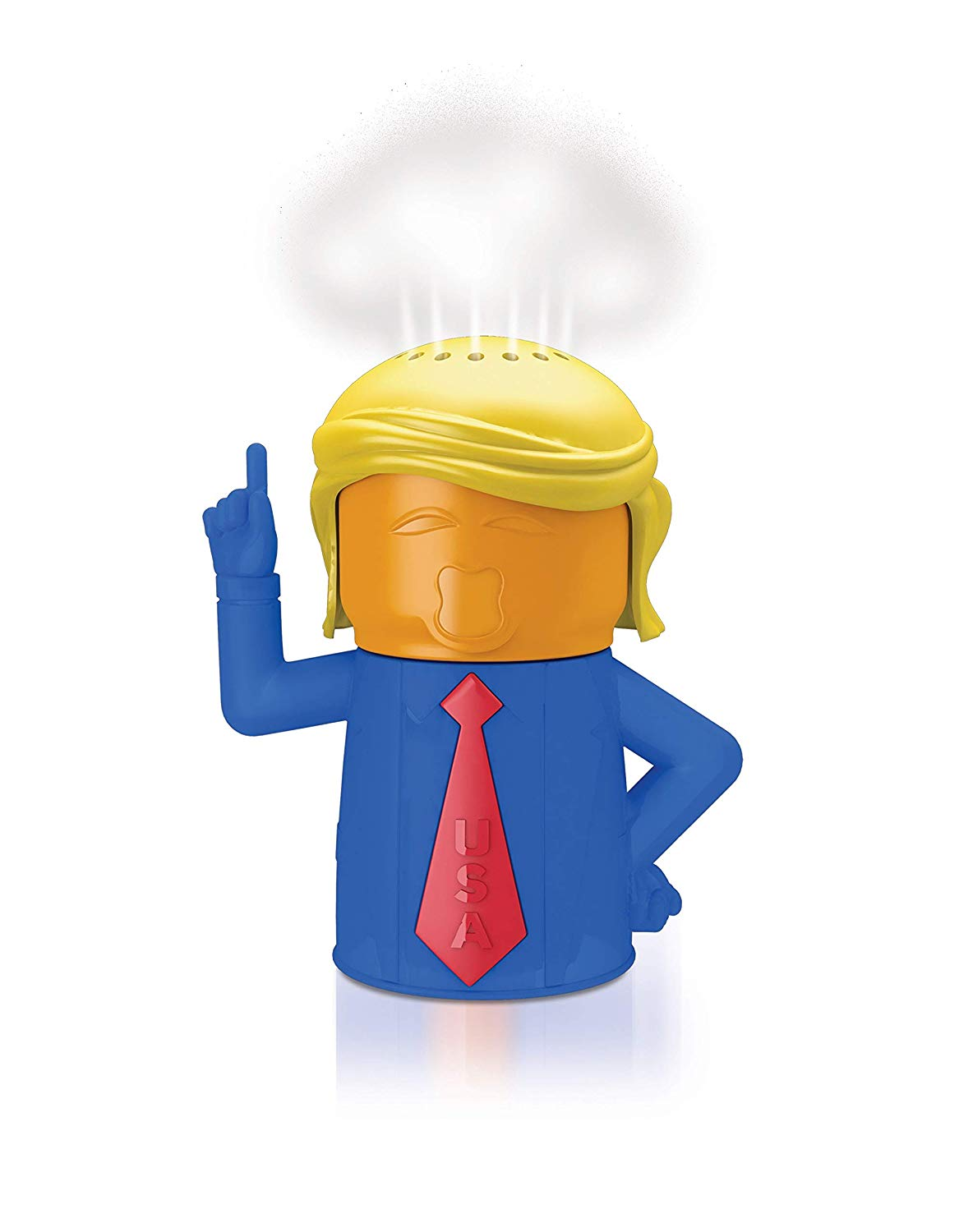 Angry POTUS Microwave Steam Cleaner