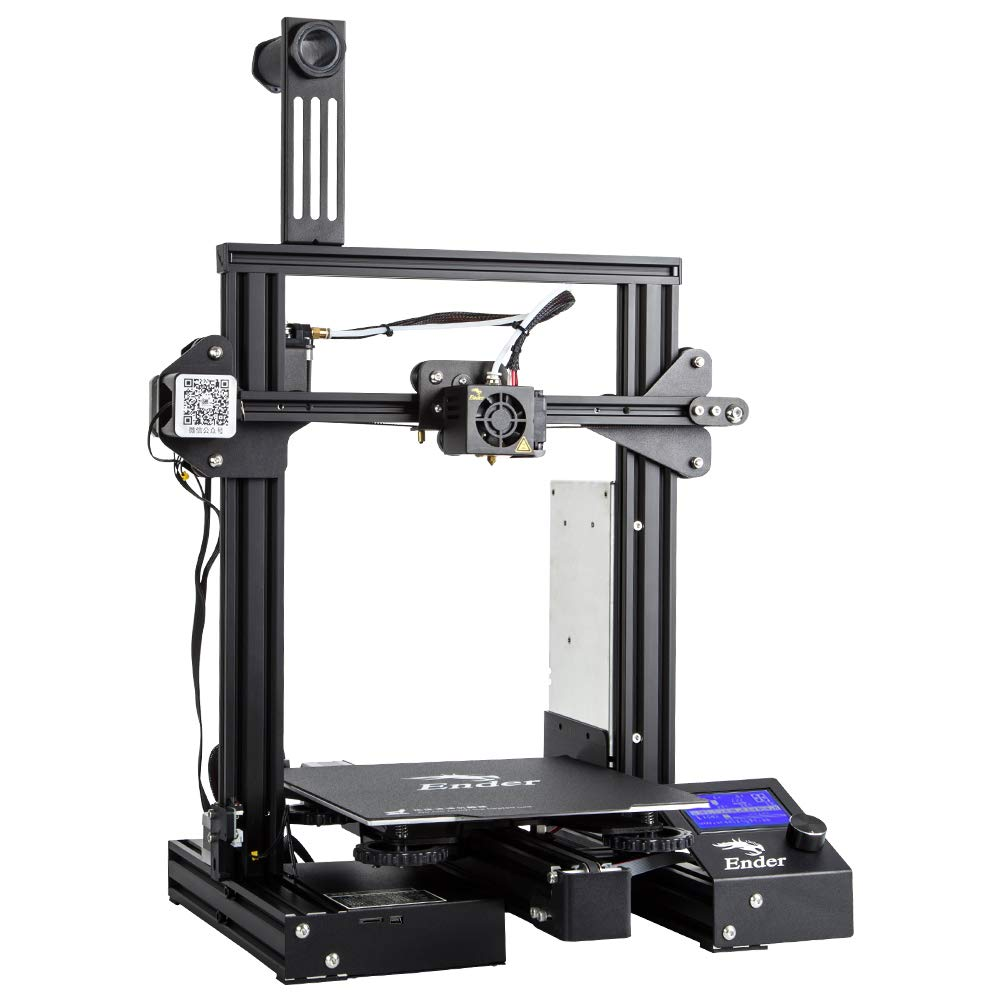 Comgrow Creality Ender 3 Pro 3D looks great