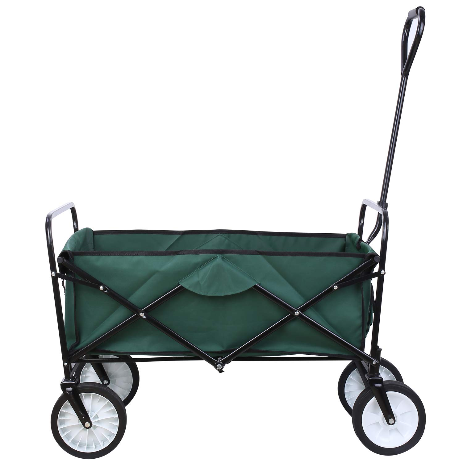 Femor Collapsible Folding Outdoor Utility Wagon