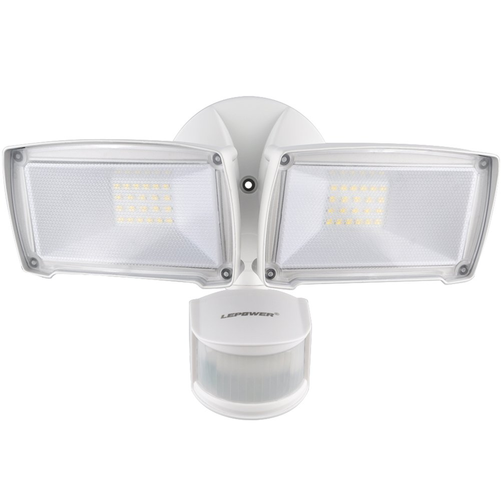 LEPOWER 3000LM LED Security Lights