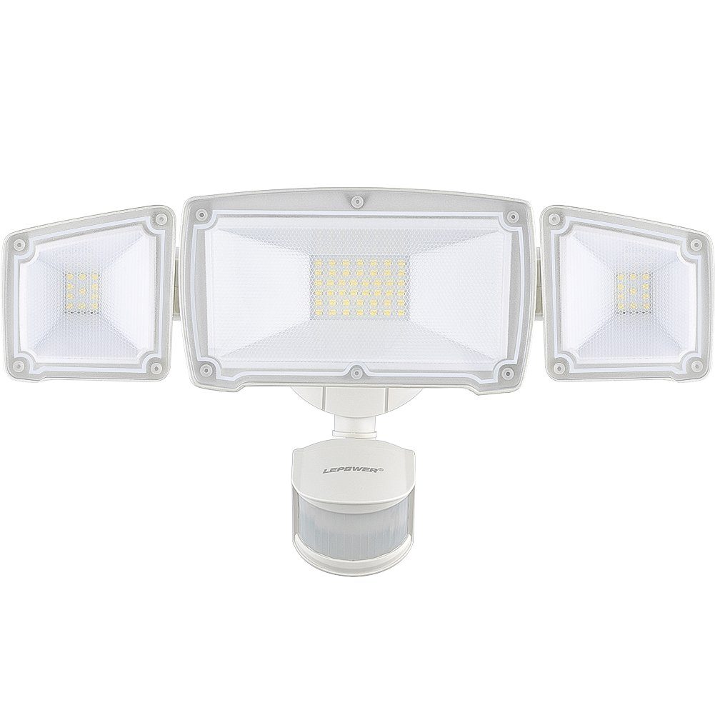 LEPOWER 3500LM LED Security Lights