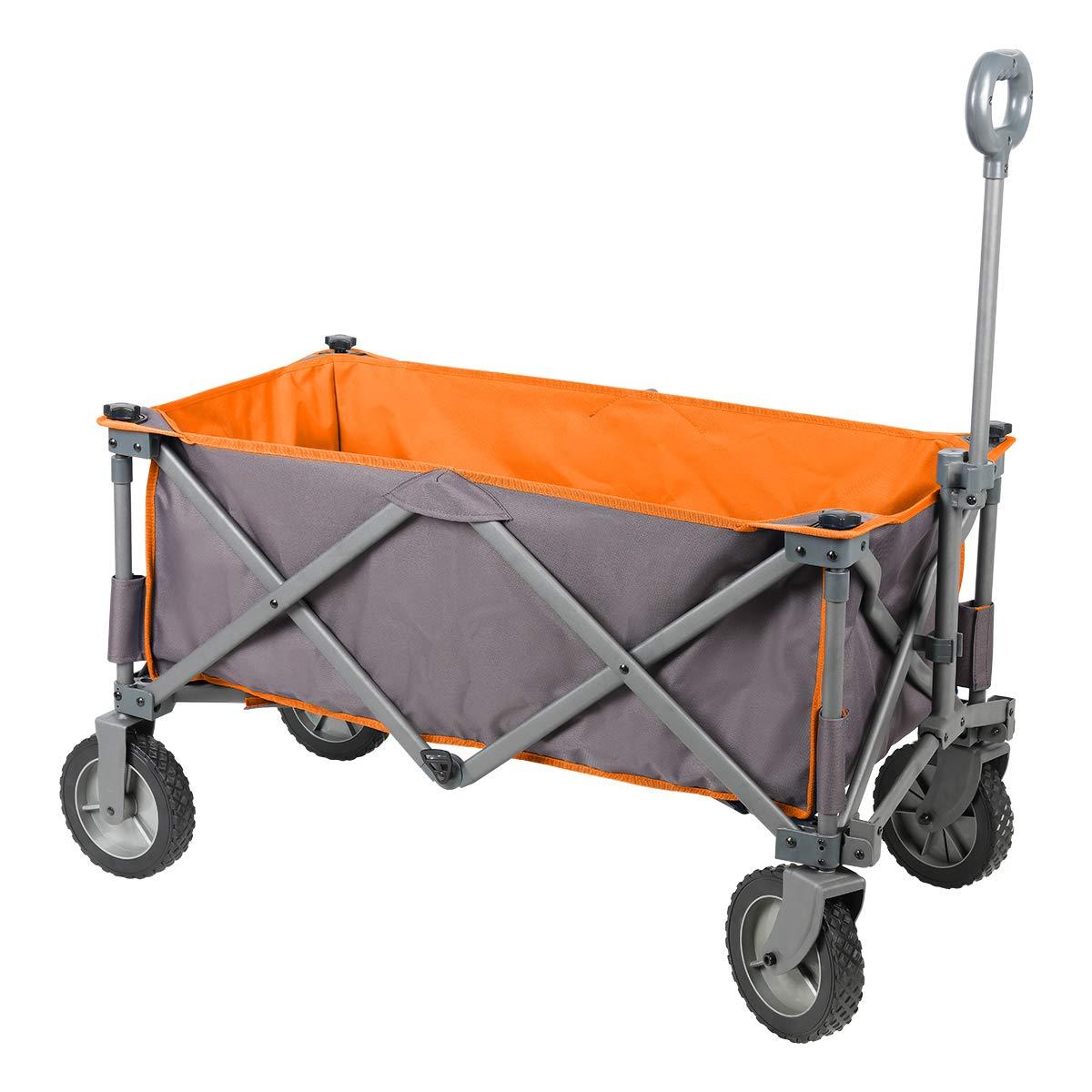 Eurmax Sports Collapsible Sturdy Beach Wagon