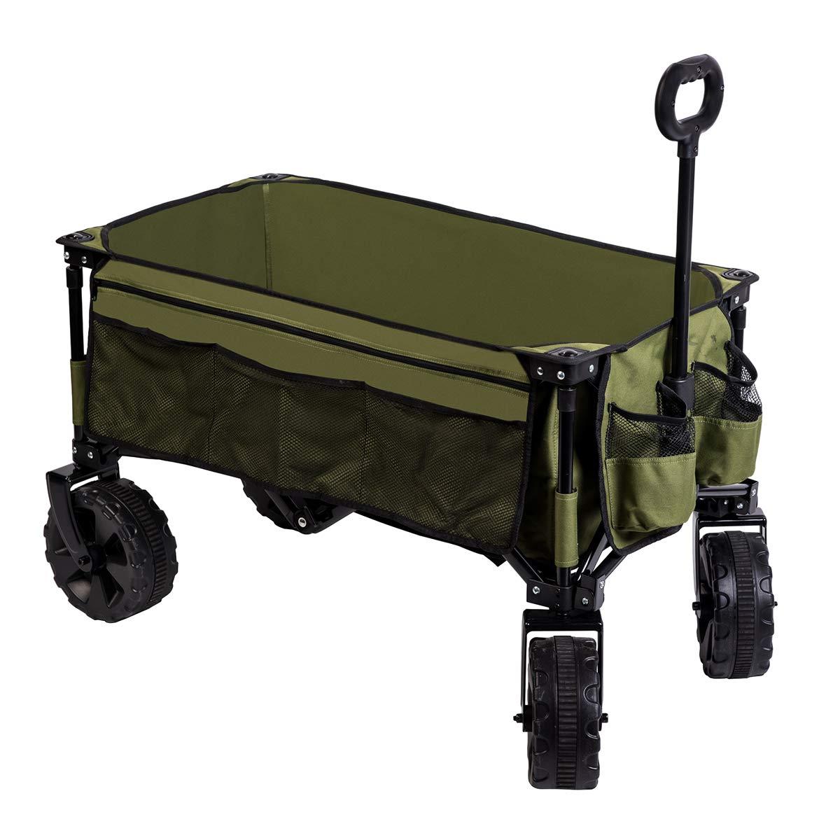 Timber Ridge Folding Camping Wagon